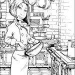 Dibujo Ratatouille 1495331755