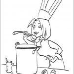 Dibujo Ratatouille 1495331777
