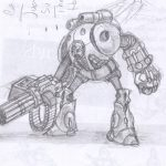 Dibujo Robots 1495331554