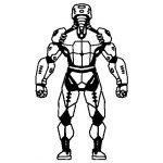 Dibujo Robots 1495331717
