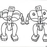 Dibujo Robots 1495331737