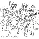 Dibujo Sailor Moon 1495331559