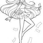 Dibujo Sailor Moon 1495331636