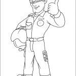 Dibujo Sam el Bombero 1494412262