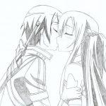 Dibujo Sword Art Online 1494427265