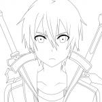 Dibujo Sword Art Online 1494427304