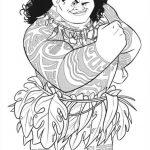 Dibujo Vaiana 1495330763