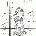 Dibujo Vaiana 1495330775