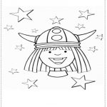 Dibujo Vicky el Vikingo 1495330660