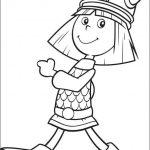 Dibujo Vicky el Vikingo 1495330674