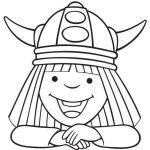 Dibujo Vicky el Vikingo 1495330703