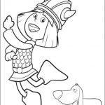 Dibujo Vicky el Vikingo 1495330811
