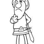 Dibujo Vicky el Vikingo 1495330842