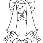Dibujo Virgen de Guadalupe 1494433850