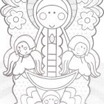 Dibujo Virgen de Guadalupe 1494433907