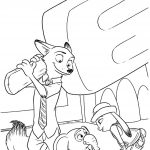 Dibujo Zootropolis 1495330718