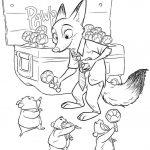 Dibujo Zootropolis 1495330828