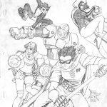 Dibujo Los jovenes titanes 1499471355