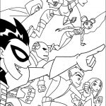 Dibujo Los jovenes titanes 1499471439