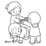 Dibujo niños jugando 1499378014