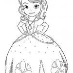 Dibujo Princesa Sofia 1499468200