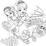 Dibujo Princesa Sofia 1499468229