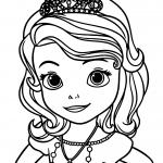 Dibujo Princesa Sofia 1499468397