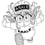 Dibujo Arale 1507037446