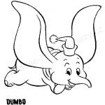 Dibujo Dumbo 1507019857