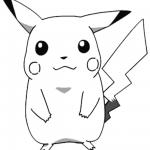 Dibujo Pikachu 1507021173