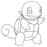 Dibujo Squirtle 1507020085
