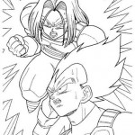 Vegeta y Trunks