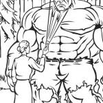 Hulk enojado