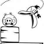 Angry Birds a punto de atacar
