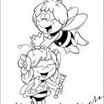 Dibujo Abeja Maya 1494335743