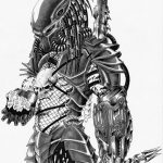 Dibujo Alien 1494411162