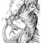 Dibujo Alien 1494411384