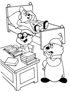 Dibujo Alvin y las ardillas 1495328806