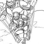 Dibujo Ant-Man 1495028487