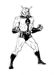 Dibujo Ant-Man 1495028665