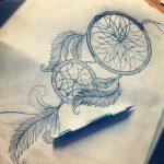 Dibujo Atrapasueños 1494415703