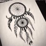Dibujo Atrapasueños 1494415779
