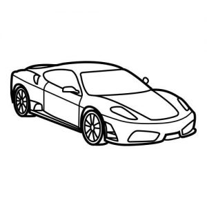 Dibujo Autos Locos 1494403203