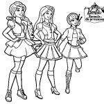Dibujo Barbie 1495330261
