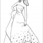 Dibujo Barbie 1495330327