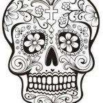 Dibujo Calaveras Mexicanas 1494417368