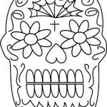 Dibujo Calaveras Mexicanas 1494417571