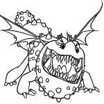 Dibujo Cómo entrenar a tu Dragón 1494432818