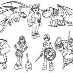 Dibujo Cómo entrenar a tu Dragón 1494432886