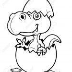 Dibujo Dinosaurios 1495029550